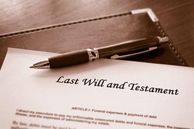 Aurora Probate Process Lawyer